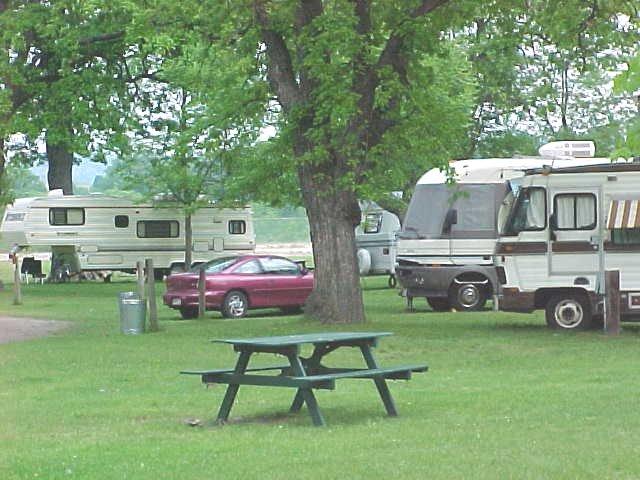 Veterans memorial park la crosse river state trail for Fishing camps for sale in louisiana